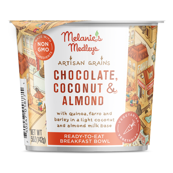 fresh natural ingredients with a base of fresh coconut milk almond ...